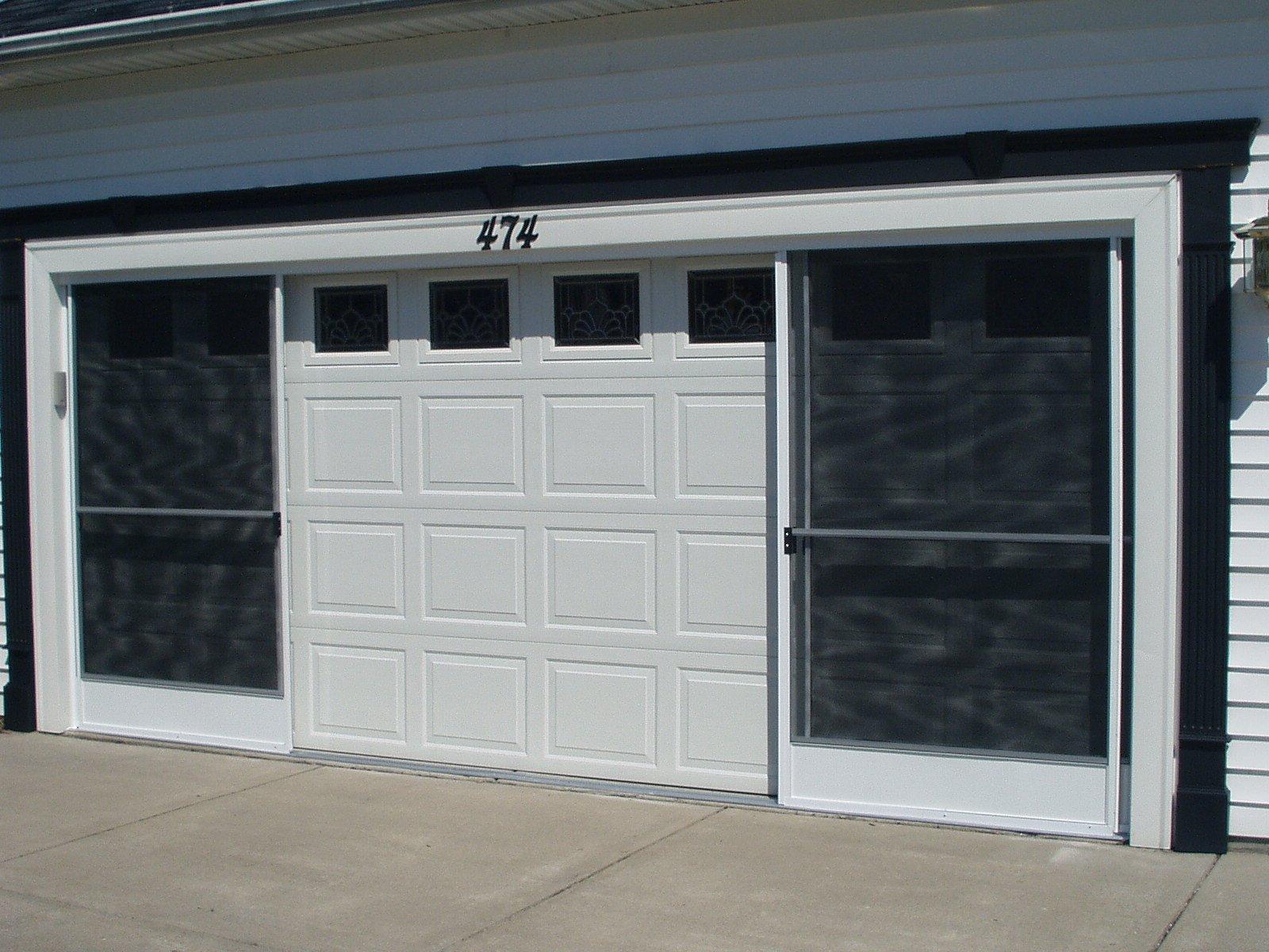 Garage Screen Door Amp Patio Enclosure Installation Gallery
